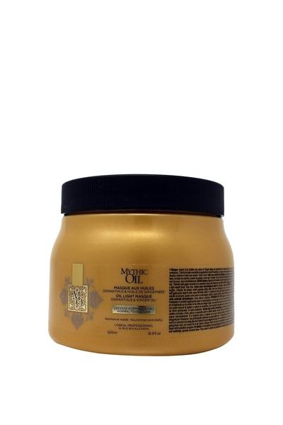 Loreal - Loreal Mythic Oil Besleyici Maske 500 ml