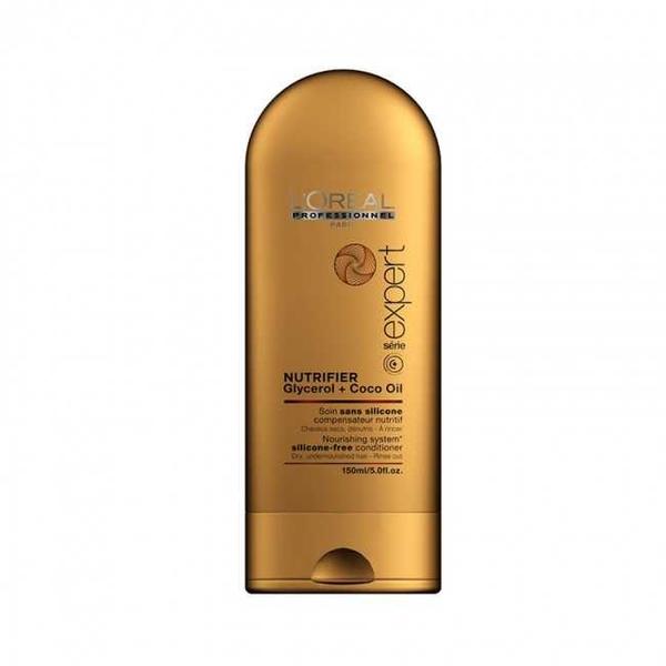 Loreal - Loreal Nutrifier Kuru Mat Saçlar İçin Besleyici ve Nemlendirici Saç Kremi 150 ml