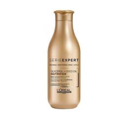 Loreal - Loreal Nutrifier Kuru ve Mat Saçlar İçin Besleyici Nemlendirici Saç Kremi 200ml