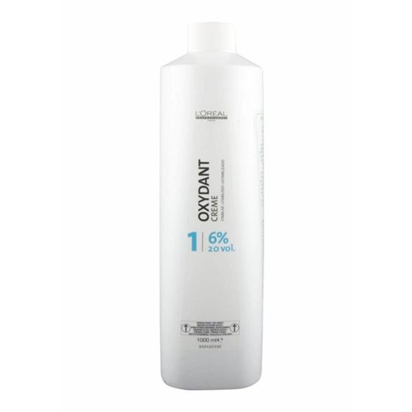 Loreal - Loreal Oxydant Creme Oksidan Krem %6 20 Vol 1000 ml