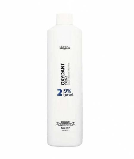 Loreal - Loreal Oxydant Creme Oksidan Krem %9 30 Vol 1000 ml