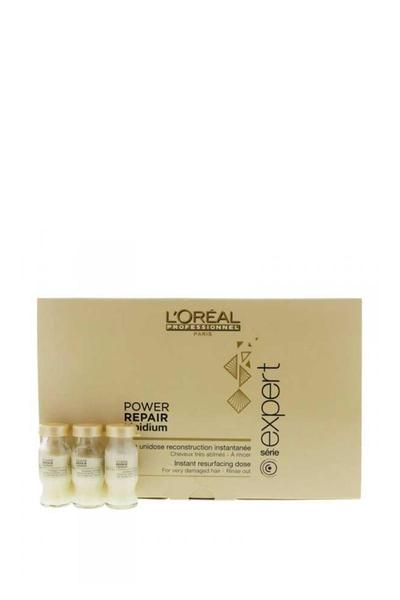 Loreal - Loreal Power Repair Lipidium Yıpranmış Saçlara Onarıcı Serum 30X10ml