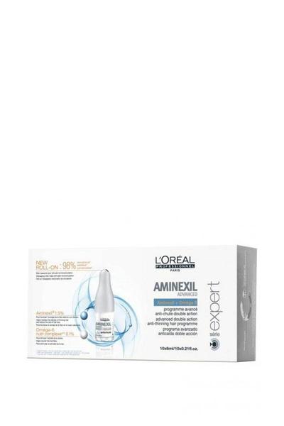 Loreal - Loreal Serie Expert Aminexil Advanced Dökülmeye Karşı Serum 10X6ml