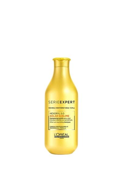 Loreal - Loreal Solar Sublime Güneş Sonrası Besleyici Şampuan 300 ml