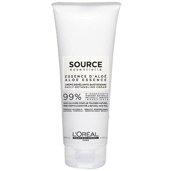 Loreal - Loreal Source Essentielle Günlük Kullanıma Uygun Saç Kremi 200 ml