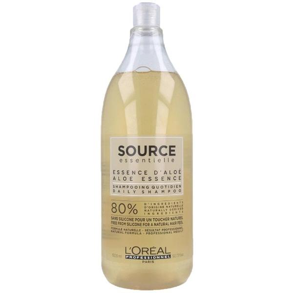 Loreal - Loreal Source Essentielle Günlük Kullanıma Uygun Saç Şampuanı 1500 ml