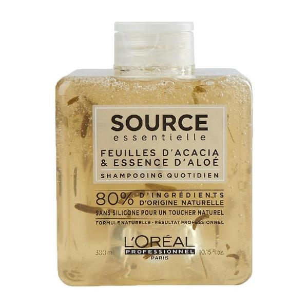 Loreal - Loreal Source Essentielle Günlük Kullanıma Uygun Saç Şampuanı 300 ml