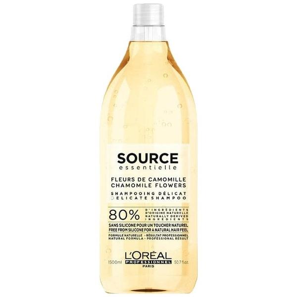Loreal - Loreal Source Essentielle Hassas Saçlar İçin Şampuan 1500 ml