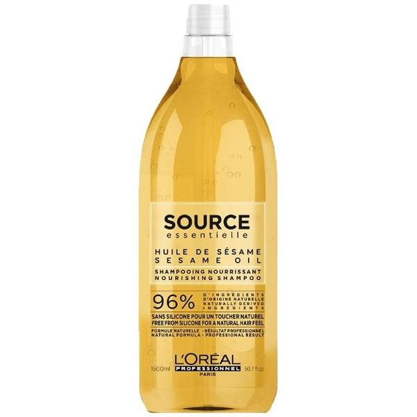 Loreal - Loreal Source Essentielle Kuru Saçlar İçin Besleyici Şampuan 1500 ml