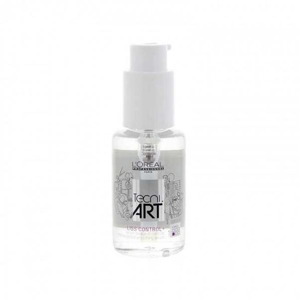 Loreal - Loreal Tecni Art Liss Control-Düzleştirme Etkili Kontrol Serumu 50 ml