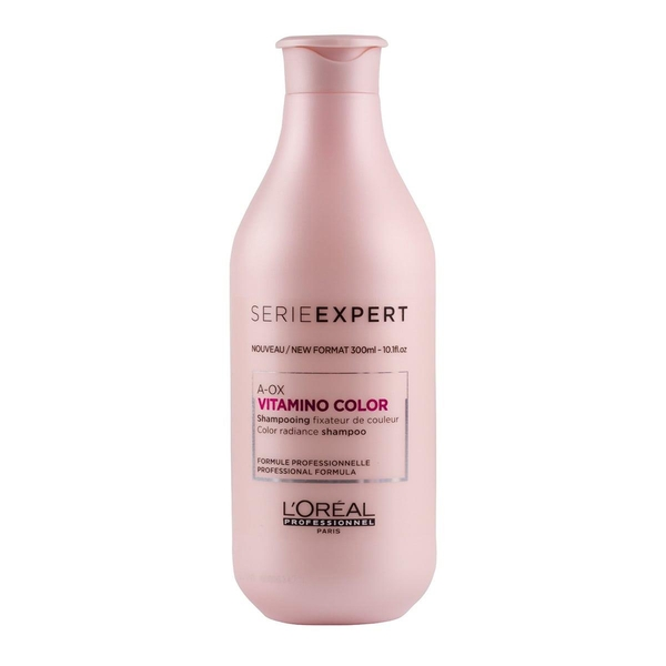 Loreal - Loreal Vitamino Color Boyalı Saçlara Özel Şampuan 300 ml