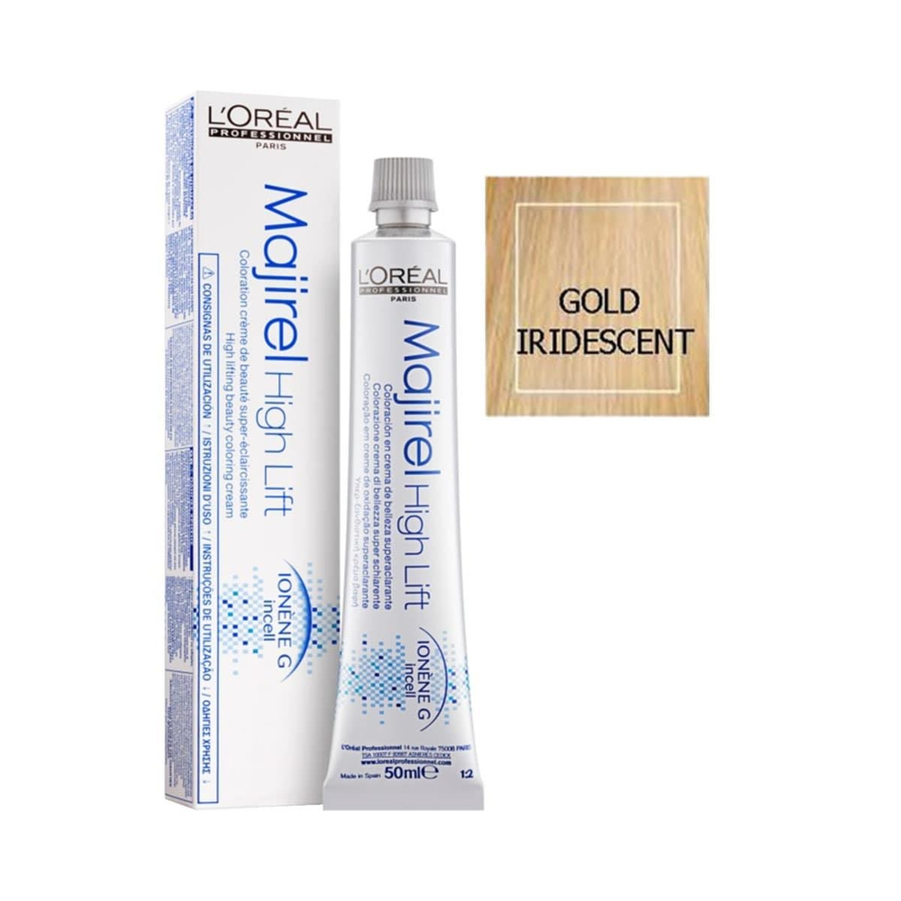 Majirel High Lift HL Gold Iridescent