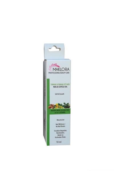 Maklora - Maklora Tırnak & Tırnak Eti Yağı 10 ml