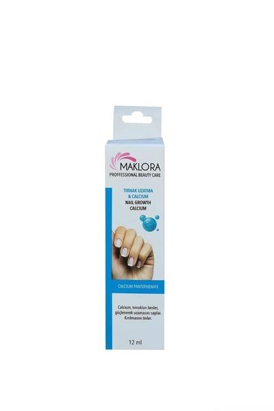 Maklora - Maklora Tırnak Uzatma & Calcium 12 ml