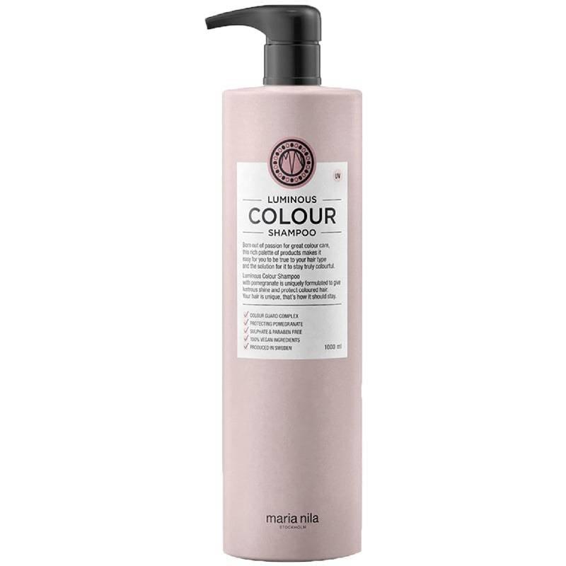 Maria Nila - Maria Nila Luminous Renk Koruyucu Şampuan 1000 ml