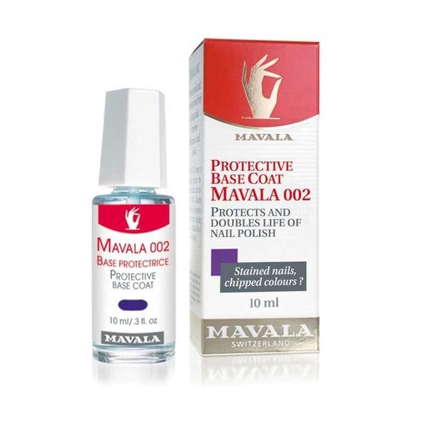 Mavala - Mavala 002 Base Coat Koruyucu Ön Cila 10 ml