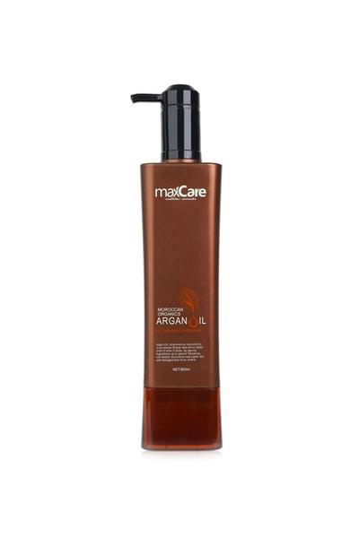 Maxcare - Maxcare Argan Oil Canlandırıcı Keratin Krem 800 ml