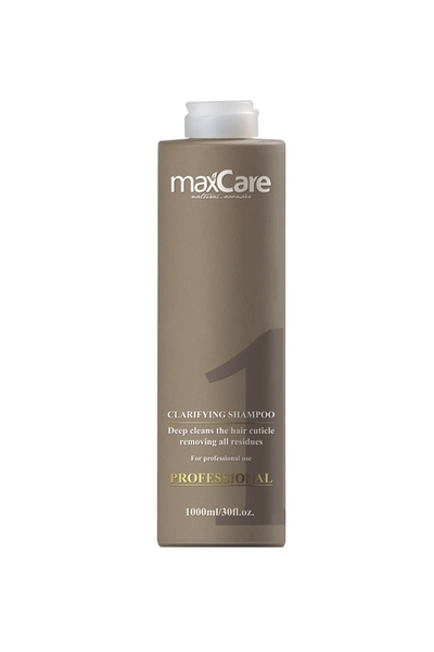Maxcare - Maxcare No-1 Derin Temizleyici & Arındırıcı Şampuan 1000 ml