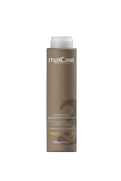 Maxcare - Maxcare No-3 Günlük Koruyucu & Nemlendirici Şampuan 500 ml