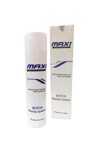 Maxi - Maxi Brazilian Keratin Botox Beauty System Saç Bakımı 300 ml