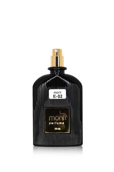 Moni - Moni For Men Erkek Parfüm E-02 50 ml