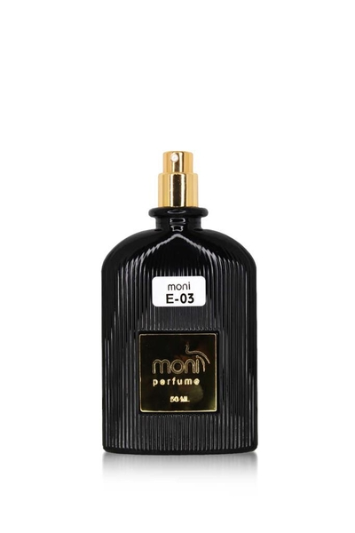 Moni - Moni For Men Erkek Parfüm E-03 50 ml
