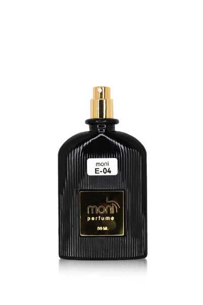 Moni - Moni For Men Erkek Parfüm E-04 50 ml