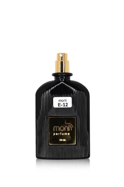 Moni - Moni For Men Erkek Parfüm E-12 50 ml