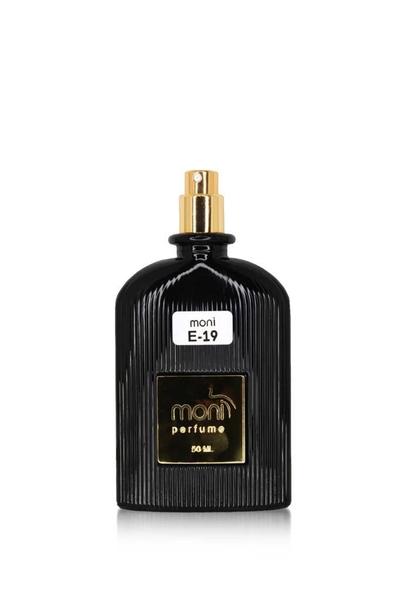 Moni - Moni For Men Erkek Parfüm E-19 50 ml