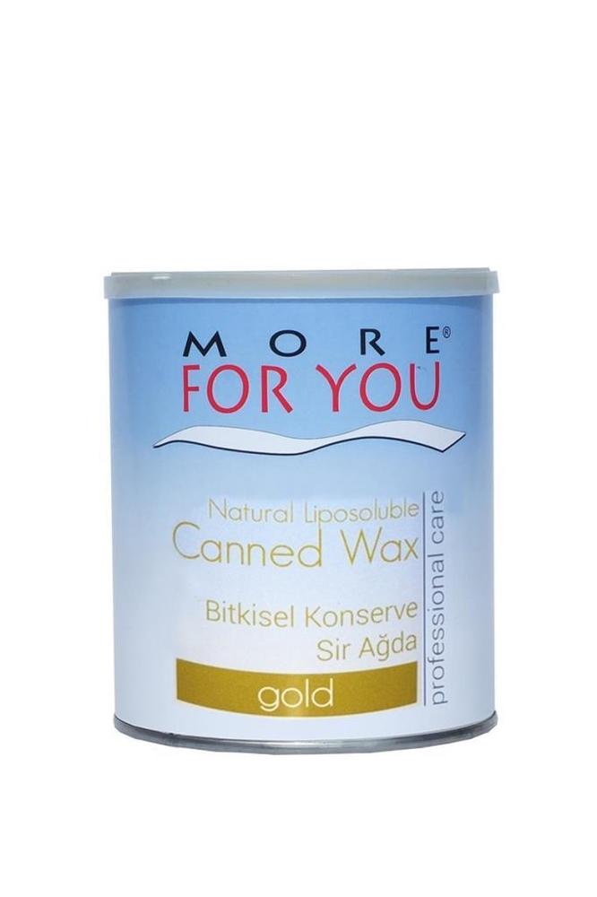 More For You Bitkisel Konserve Sir Ağda Gold 800 ml