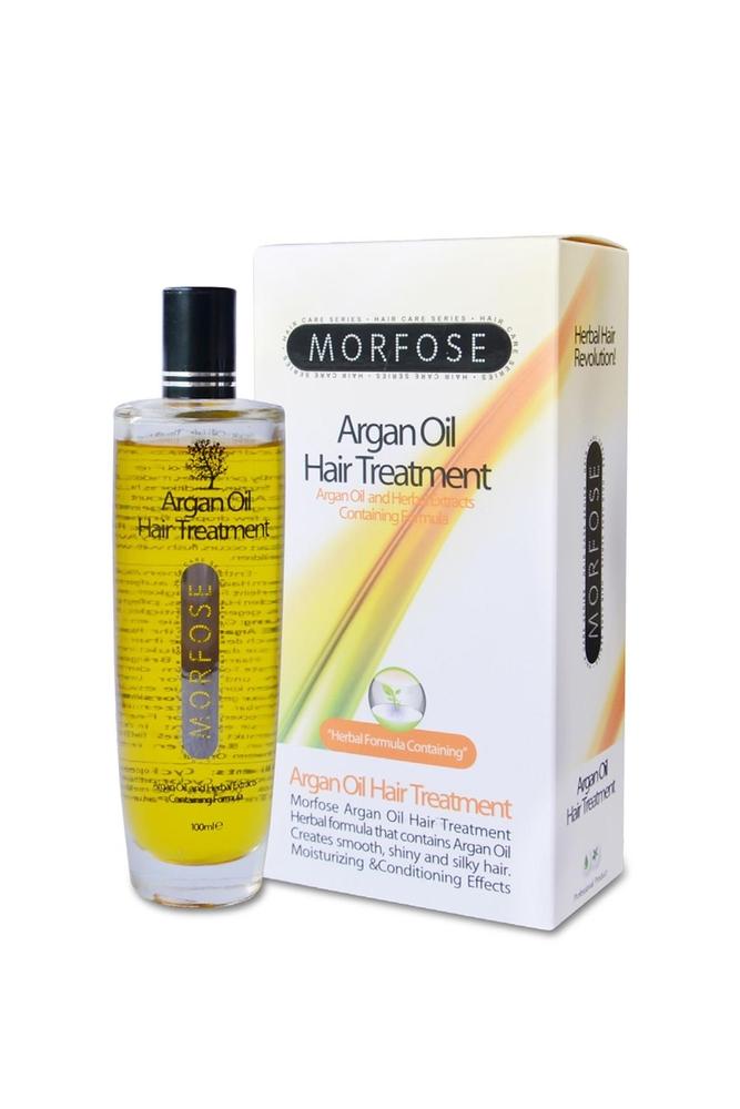 Morfose Argan Yağlı Saç Bakımı 100 ml