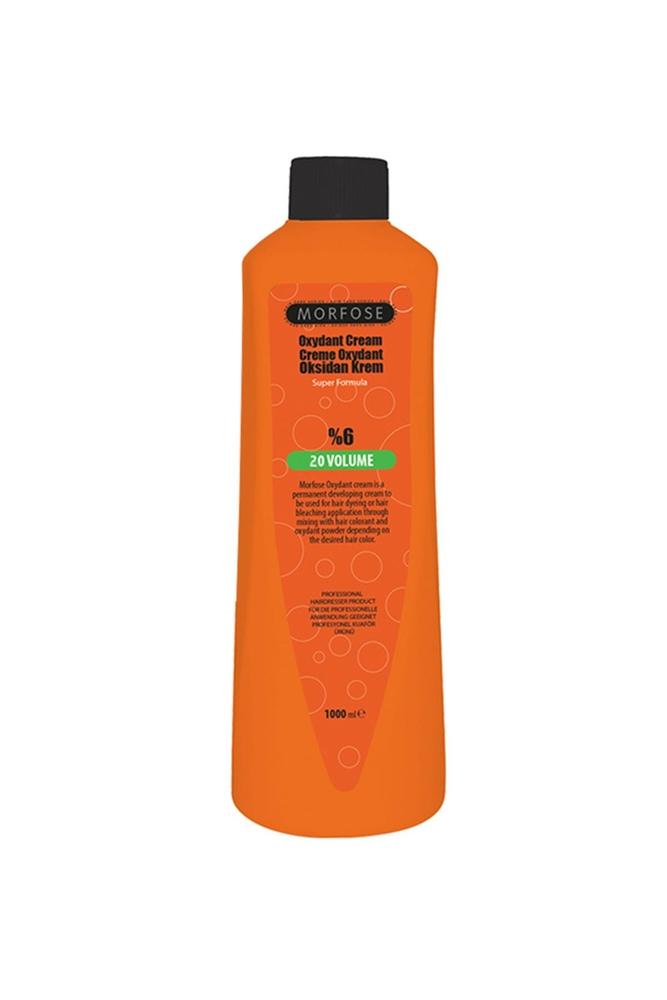 Morfose Oksidan Krem %6 20 Volume 1000 ml