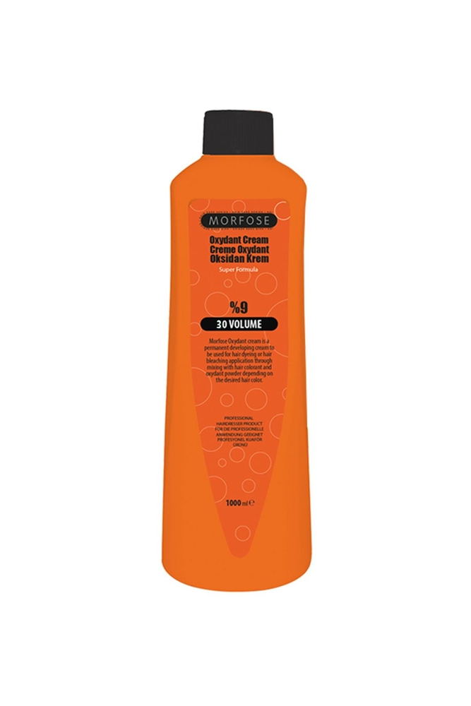 Morfose Oksidan Krem %9 30 Volume 1000 ml