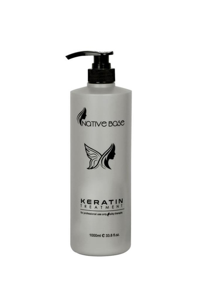 Native Base - Native Base Daily Keratin Treatment 1000 ml