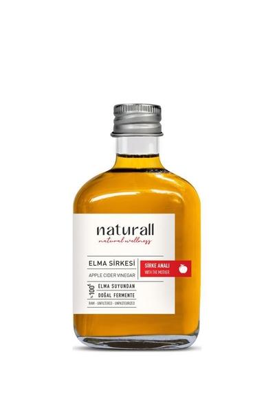 Naturall - Naturall Doğal Fermente Elma Sirkesi 200 ml