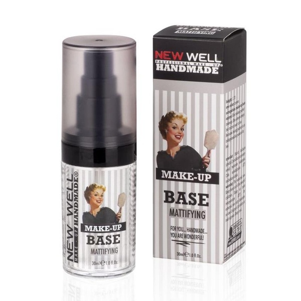 New Well - New Well Handmade Make Up Base Makyaj Bazı 30ml