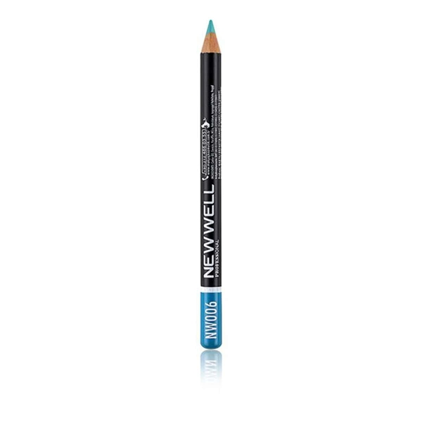New Well - New Well Waterproof Eyeliner & Lipliner NW006