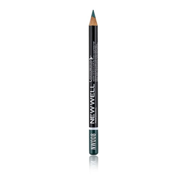 New Well - New Well Waterproof Eyeliner & Lipliner NW008