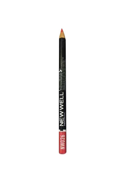 New Well - New Well Waterproof Eyeliner & Lipliner NW026
