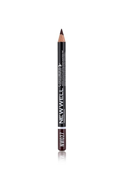 New Well - New Well Waterproof Eyeliner & Lipliner NW027