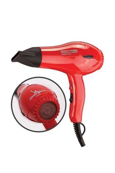 Hector - Newyork Style Fön Makinesi Kırmızı