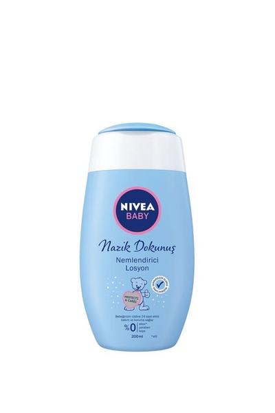 Nivea - Nivea Baby Nemlendirici Losyon 200 ml
