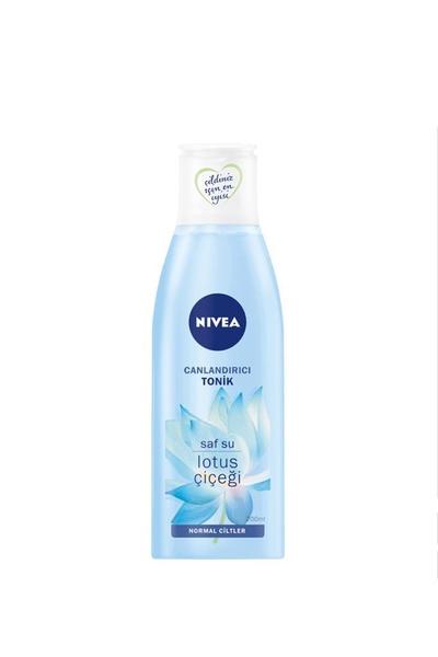 Nivea - Nivea Canlandırıcı Tonik Normal Ciltler 200 ml