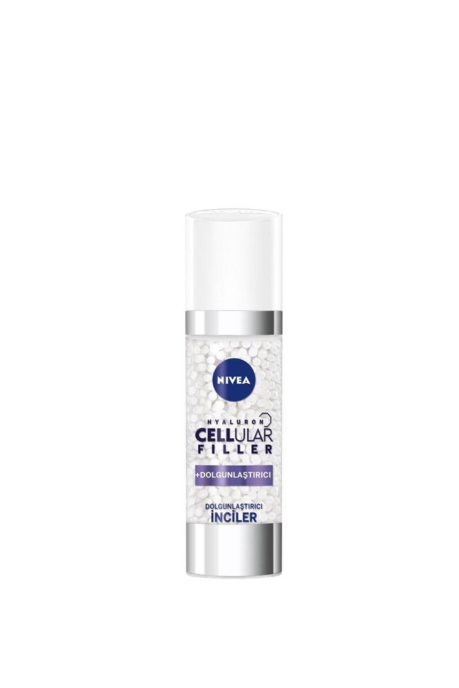 Nivea Hyaluron Cellular Filler Dolgunlaştırıcı İnci Serum 30 ml