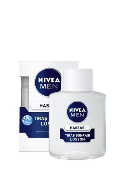Nivea - Nivea Men Hassas Tıraş Sonrası Losyon 100 ml