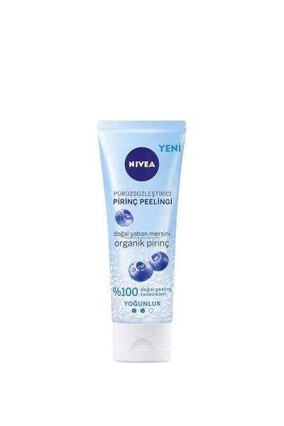 Nivea - Nivea Pürüzsüzleştirici Pirinç Peelingi 75 ml