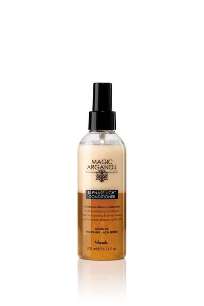 Nook - Nook Magic Argan Oil Çift Fazlı Durulanmayan Bakım Spreyi 200 ml