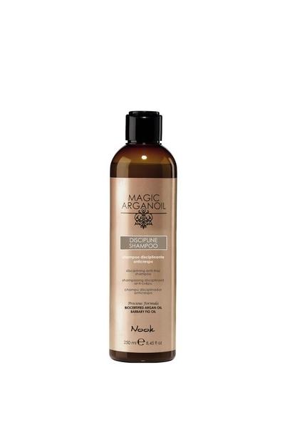 Nook - Nook Magic Argan Oil Discipline Elektriklenme Karşıtı Şampuan 250 ml