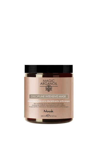 Nook - Nook Magic Argan Oil Discipline Kabarma Önleyici Yoğun Maske 250 ml