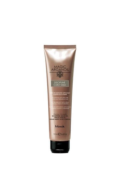 Nook - Nook Magic Argan Oil Discipline Kıvırcık Saçlar İçin Bukle Sütü 150 ml